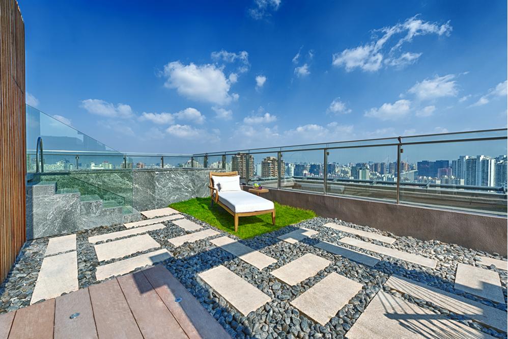 屋上緑化・屋上ガーデン