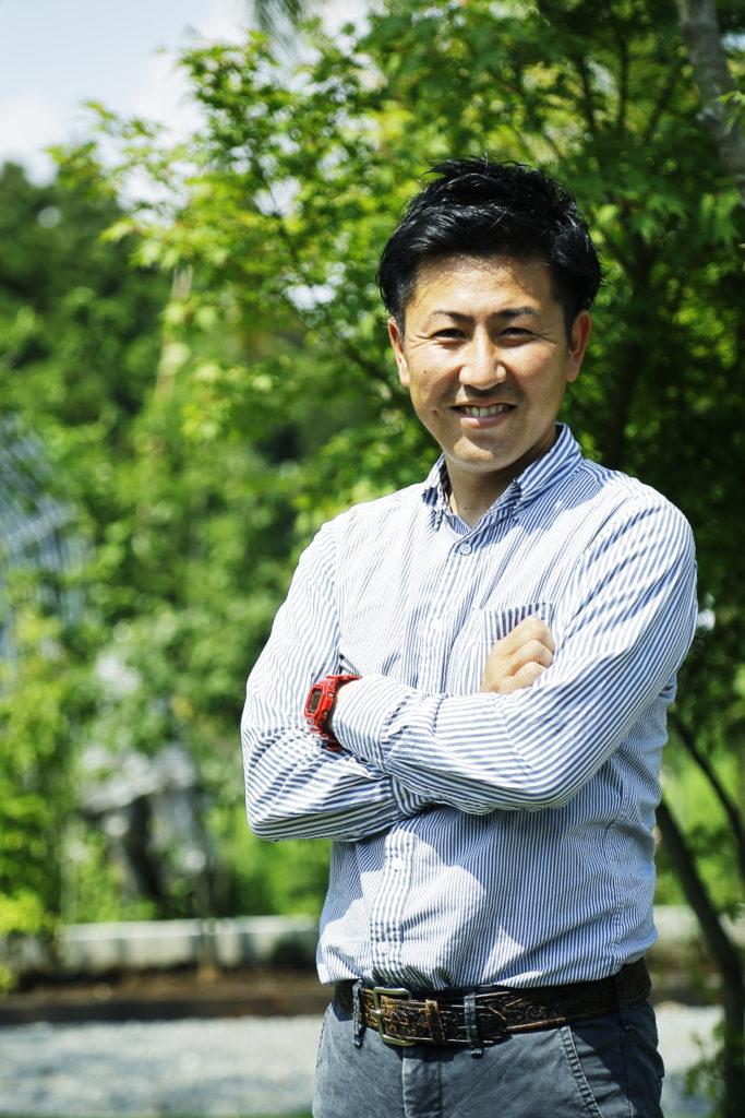 代表取締役・井本大祐