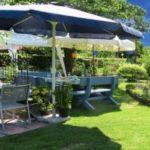 秋のお庭でカフェを楽しもう!