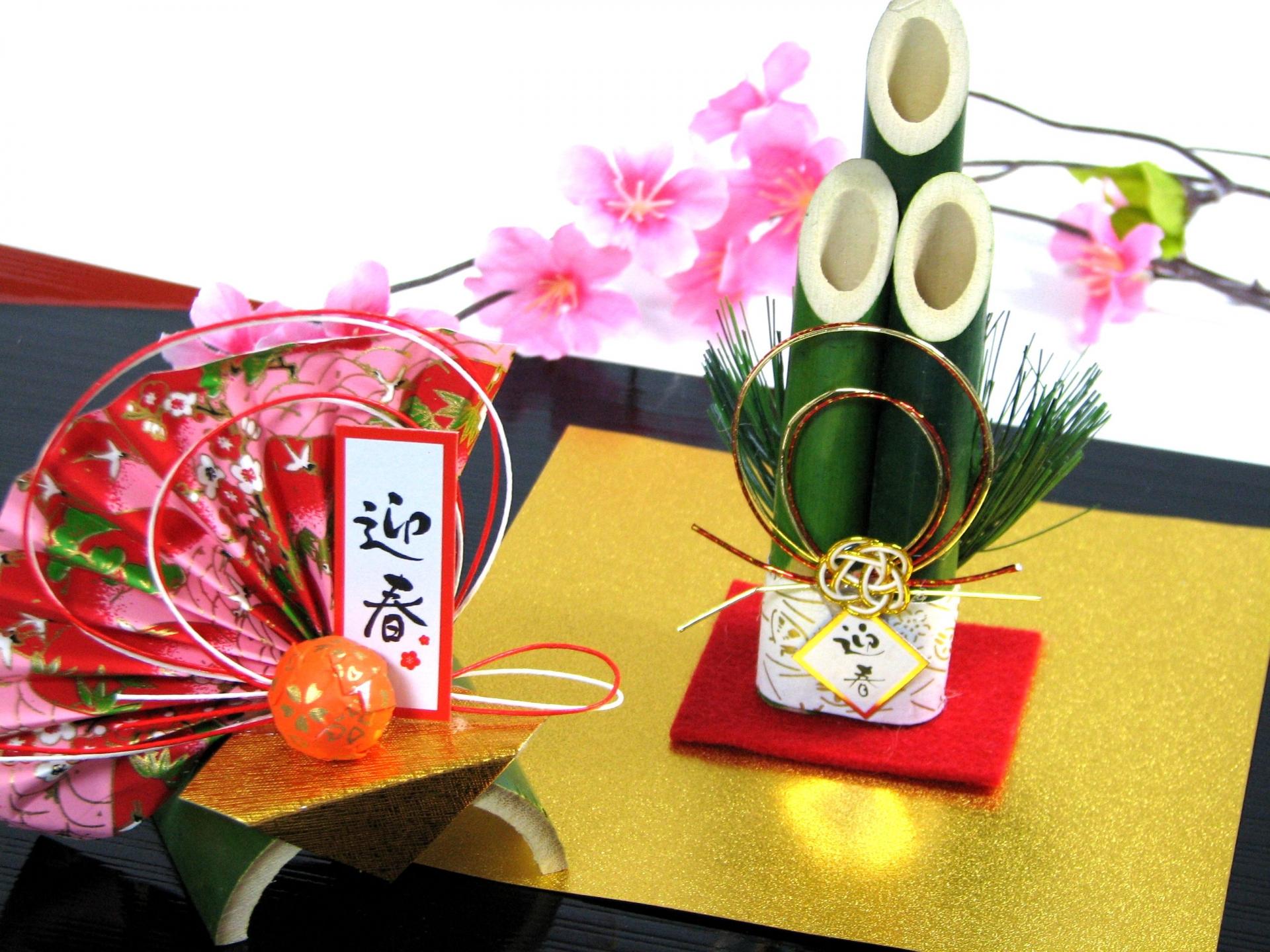 お正月にもお花を飾ろう!縁起の良いお花って何⁇