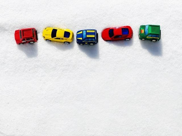 雪が降ったら…冬の雪や霜の対策に効果アリ!カーポート