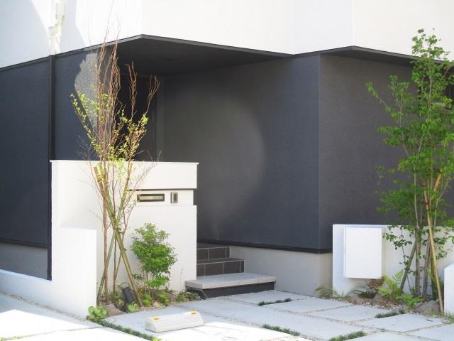 我が家に合った家の顔-門柱のデザインとポイントは何か?